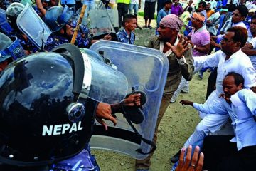 Nepal: The siege within